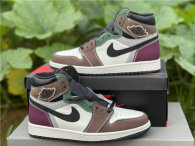 """Authentic Air Jordan 1 High OG """"Hand Crafted"""" GS"""