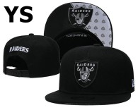 NFL Oakland Raiders Snapback Hat (546)