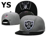 NFL Oakland Raiders Snapback Hat (542)