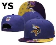 NFL Minnesota Vikings Snapback Hat (72)