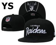 NFL Oakland Raiders Snapback Hat (545)