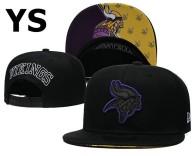 NFL Minnesota Vikings Snapback Hat (73)