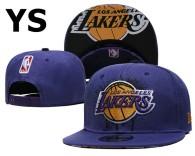 NBA Los Angeles Lakers Snapback Hat (413)