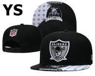 NFL Oakland Raiders Snapback Hat (544)