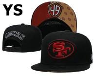 NFL San Francisco 49ers Snapback Hat (514)