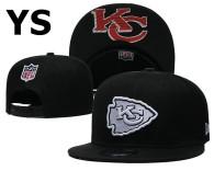 NFL Kansas City Chiefs Snapback Hat (170)