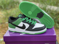 """Authentic Nike SB Dunk Low """"Classic Green"""""""