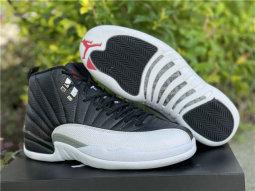 "Authentic Air Jordan 12 ""Playoffs"""