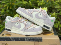 """Authentic Off-White x Nike Dunk Low  """"12 to 50"""""""