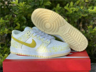 Authentic Nike SB Dunk Low Yllow/White