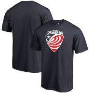 USA Surfing Fanatics Branded Primary Logo T-Shirt