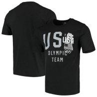 Team USA Country Pride T-Shirt - Black