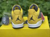 "Authentic Air Jordan 4 ""Lightning"""