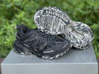 Balenciaga Track Trainers 3.0 Faded/Mesh/Rubber/Black