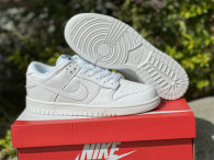 Authentic Nike SB Dunk Low All White