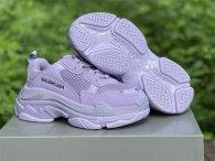 Balenciaga Triple-S Purple Pulse/Grey