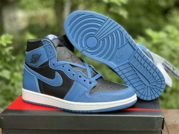 """Authentic Air Jordan 1 High OG """"Dark Marina Blue"""""""