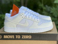 Authentic Nike Dunk Low OFF White/Blanc Off