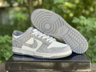 Authentic Nike SB Dunk Low Grey/Month/White