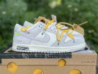 Authentic Off-White x Futura x Nike Dunk Low DJ0950