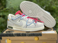 """Authentic Off-White x Futura x Nike Dunk Low """"38 to 50"""""""