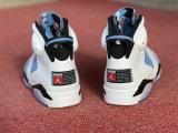 """Authentic Air Jordan 6 """"UNC"""""""