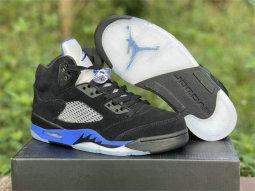 """Authentic Air Jordan 5 """"Racer Blue"""""""