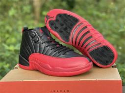 """Authentic Air Jordan 12 """"Flu Game"""""""