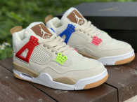 """Authentic Air Jordan 4 """"Where The Wild Things Are"""""""