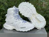 Balenciaga Tack Hike Monocolor Mesh/White