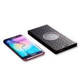 Portable 6000mAh External Battery Charger Qi Wireless Powerbank
