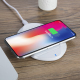 Universal Qi Fast Wireless Charging Charger Pad 5W 7.5W 10W