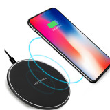 2 in 1 Portable Wireless Charger Pad