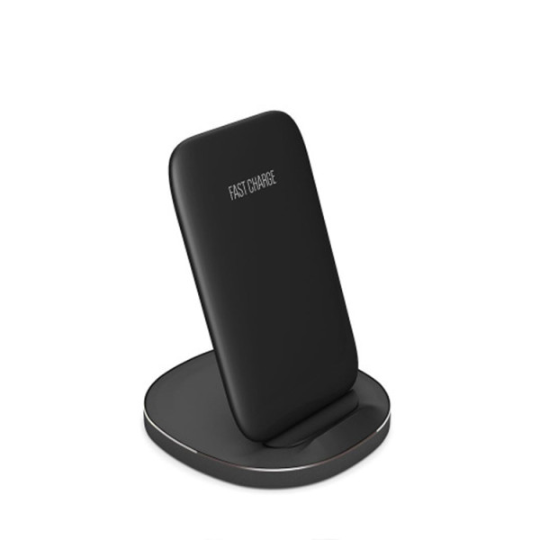 universal 10W fast wireless quick charging 2 coils portable charger holder