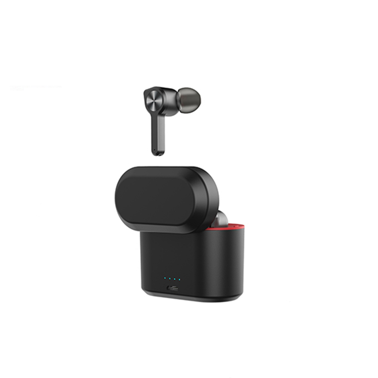 True Bluetooth Earbuds HD Stereo Mini in Ear Earphones V5.0 Headset with Built-in Mic