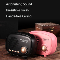 New Released bluetooth Speaker Mini Portable Outdoor Gift Computer Speaker