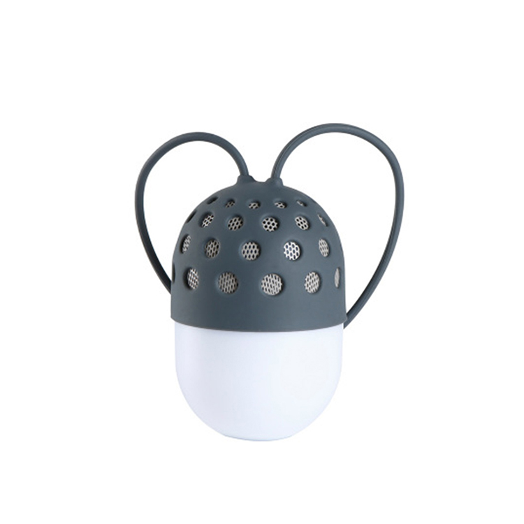LED Light Firefly Lantern Colorful Lamp Portable Mini Stereo bluetooth Speaker