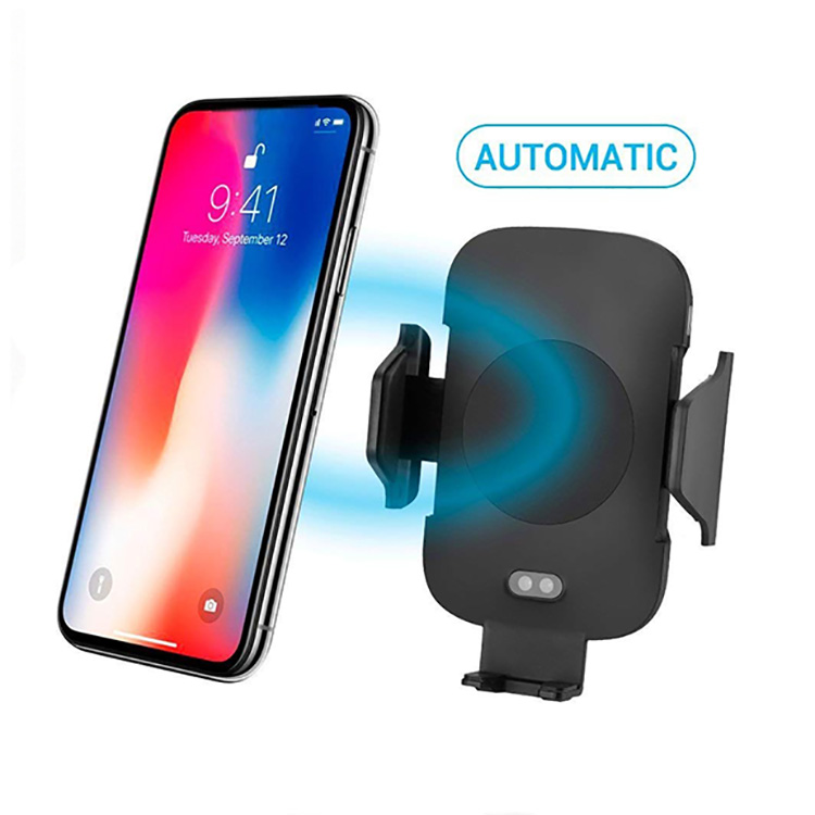 Fully Infrared Automatic Induction Phone Holder C9 Fast Charging Wireless Car Charger