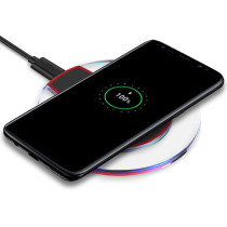 Crystal Fantasy Wireless Charger K9