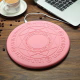 Magic Array Wireless Phone Charger 10W Qi Wireless Fast Quick Charging Pad