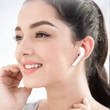 i9s TWS Pop-up Window Wireless Earphones With Charging Box Sports Bluetooth Earbuds For All Smart Mobile Phone