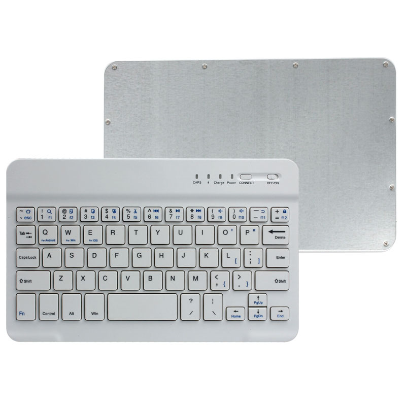7/8 inches Mini Ultra-thin Bluetooth Keyboard For IOS Android Tablet