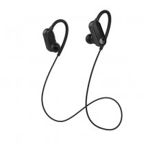 New stereo sport earphone waterproof wireless headphone with mic