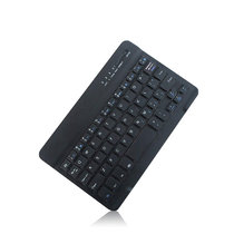 10 inches Mini Ultra-thin Bluetooth Keyboard For IOS Android Tablet