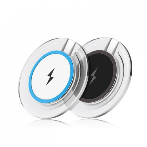 Factory New Fashion Mobile Phone Use Qi Bluetooth Charger