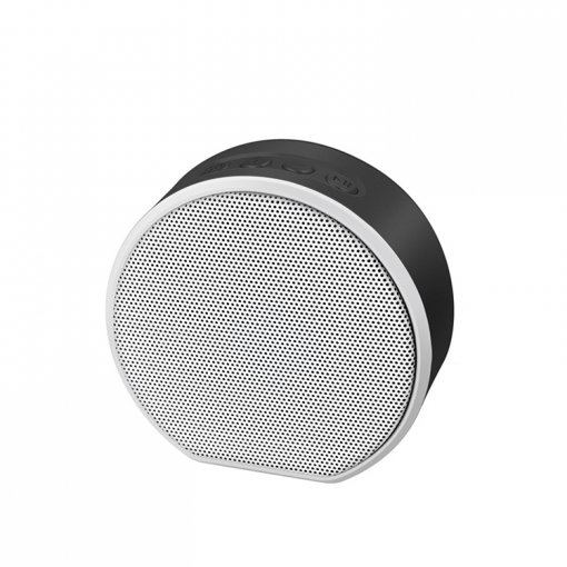 ABS+Silicone Wireless Speakers Outdoor Portable Mini Speaker Support TF/FM Pocket Size Speaker