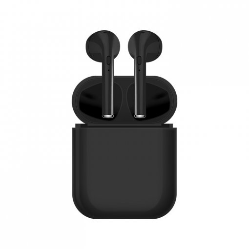 i16 in ear tws 5.0 bluetooth earphone handsfree wireless earbuds with charging box