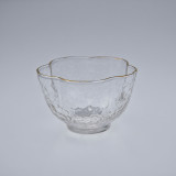Filigree Tea Cup - Forest Collection - Round Flower