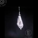 Blossom - Miao Silver Filigree Earrings