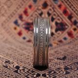 Chinese Handmade Bracelet - Wheat - Tibetan  Silver Bracelet | LIGHT STONE